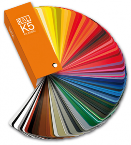 Powder Coating Colours